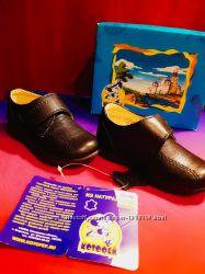 Туфли на мальчика в 20 размере Котофей