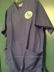 Спец одежда для мед работников natural uniforms