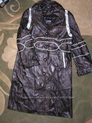 пальто куртка кожаное Vinctore