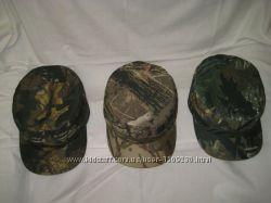Кепки камуфляжные для охоты