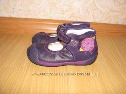 Туфли Clarks р. 4. 5 20. 5по ст 13 см в хорошем состояние