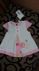 Платье р. 68-74 ТМ ValeriTex