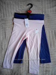 Лосіни YoungDimension рожеві та темно-сині 5-6 років
