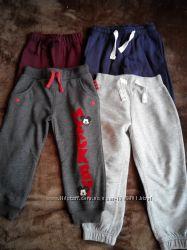 Спортивні штани для хлопчика в асортименті, вік 12-18міс. , 2-3, 3-4, 4-6 років