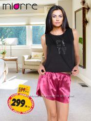 Стильня літня жіноча піжама Miorre Туреччина e299d95faf81c