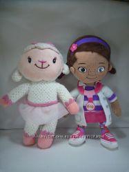 Доктор Плюшевая и овечка Лемми