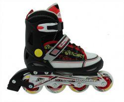 Роликовые коньки раздвижные Amigo Sport Keddo Pro