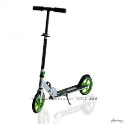 Самокат   Amigo   Sport   MONARCH зеленый