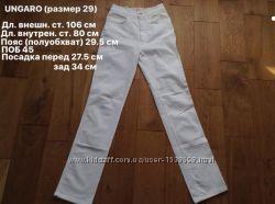Брендовые джинсы Emanuel Ungaro 100 оригинал.