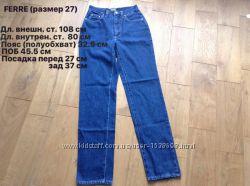 Брендовые джинсы GIANFRANCO FERRE 100 оригинал.