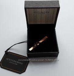 Стильный зажим для галстука от scotch&soda, 5, 5 см, нидерланды