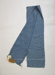 Брендовый шарф scotch&soda, хлопок, 172х26