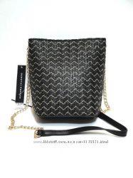 Новая сумка DOROTHY PERKINS оригинал, стильная плетеная сумочка кросс-боди