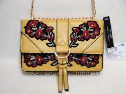 Новая сумка DOROTHY PERKINS оригинал стильная сумочка кросс-боди с вышивкой