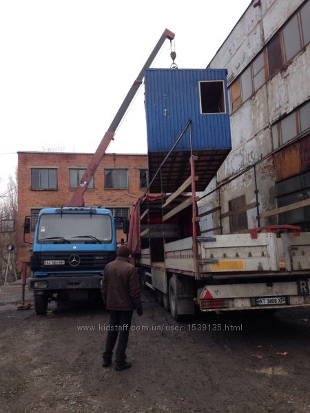 Аренда манипулятора в Харькове