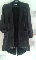 F&F яркий элегантный шикарный пиджак
