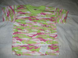 Новая футболка, р. 98