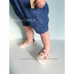 кожаные туфельки Caroch, размеры 20-23