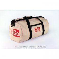 Спортивная сумка - тубус FitGo MAD