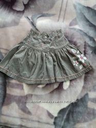 Очень красивая юбка от Next на 4-7 лет