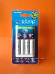 Комплект зарядное  устройство Panasonic Eneloоp BQ-CC17 и аккумуляторы