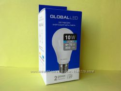 Лампочка светодиодная энергосберегающая Global Led E27 10 W оригинал