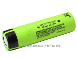Аккумулятор 18650 Li-Ion Panasonic NCR18650B, 3400 mAh