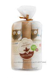 Набор муслиновых пеленок 3шт. Bobobabу