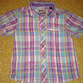 Рубашка летняя на мальчика