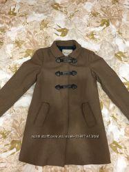 Пальто куртка pull&bear zara