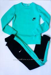 Теплый Женский спортивный костюм Nike жіночій спортивний костюм Киев ... b696f530ca0cc
