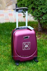 Чемодан ручная кладь для WizzAir мини Валіза ручна поклажка доставка
