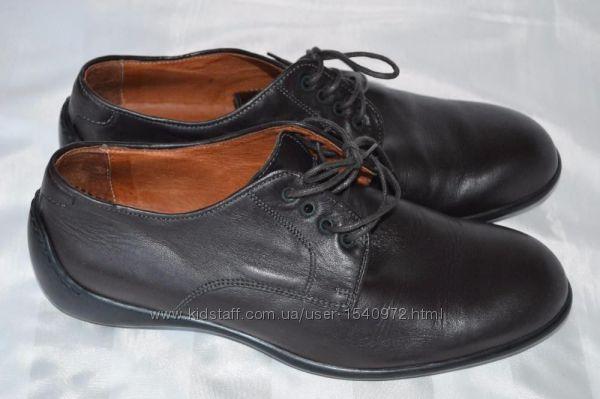 Туфлі черевички шкіряні Studio розмір 40 fb1bfc216eaa9