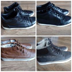Кеды ботинки Devred 1902, H&M, Next