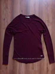 Свитер Hollister кофта пуловер джемпер