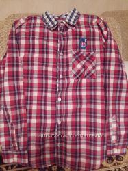 Стильные рубашки на подростка