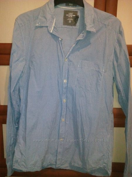 Продам мужскую рубашку H&M