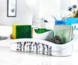 Отличный подарок к праздникам - Дозатор для мыла с отделениями, диспенсер