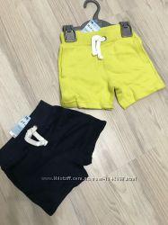 Продам шорты на мальчика 74 см, 92 см с начесом mothercare