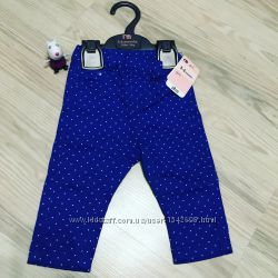 Продам новые джинсы на девочку лето 68 см mothercare