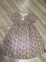 Продам новое платье трикотаж на девочку 152-158 см Sugar Squad