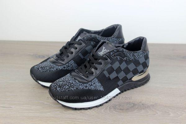 851d07d36db6 Очень красивые кроссовки Louis Vuitton Run Away Gray, 1300 грн. Мужские  кроссовки купить Киев - Kidstaff | №26521374