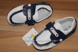 Кожанные мокасины туфли на мальчика26, 27, 29, 30, 31р Tom
