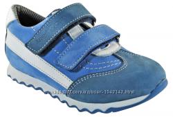 Кроссовки детские кожаные ортопедические 06-557