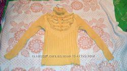 Кофточка свитер трикотаж