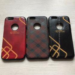 Чехол под кожу для iphone 6 6S 7 7Plus 8 8Plus Ococ силикон