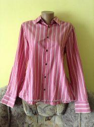 Блузки и рубашки на пуговиці розмір-38-40