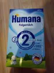Детское питание Humana2