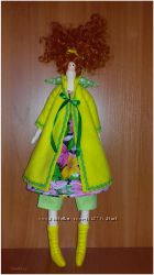 Кукла Тильда Осенний Ангел