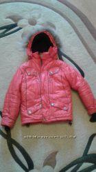 Куртка зимаСкорпион р122-128
